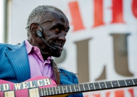 Concerts Leo Bud Welch / Candye Kane feat Laura Chavez / The Two – Cahors Blues Festival 2015