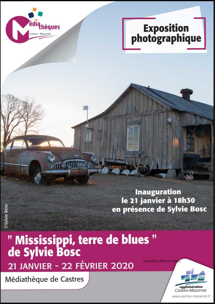 Exposition photo - Mississipi terre de blues